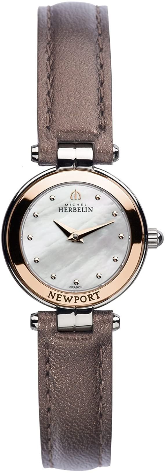 Michel Herbelin Newport Damenarmbanduhr