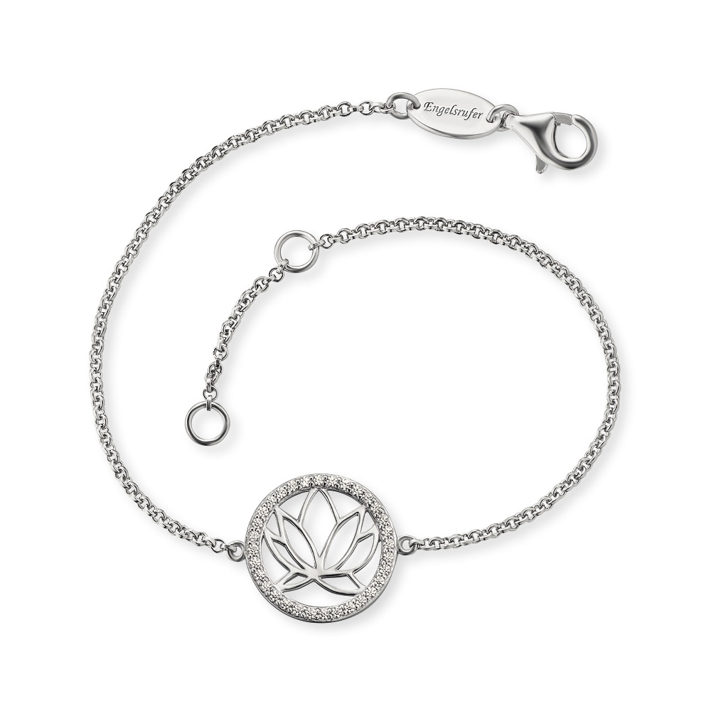 Engelsrufer Armband Lotusblume