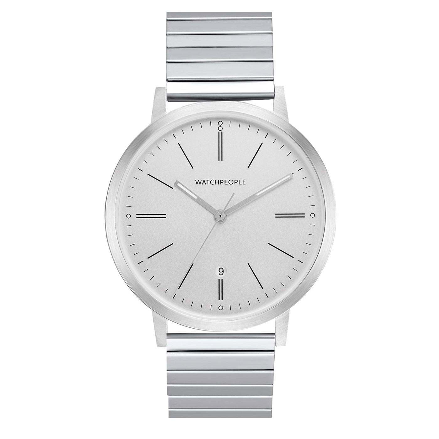 Watchpeople Herrenarmbanduhr Flex Collection