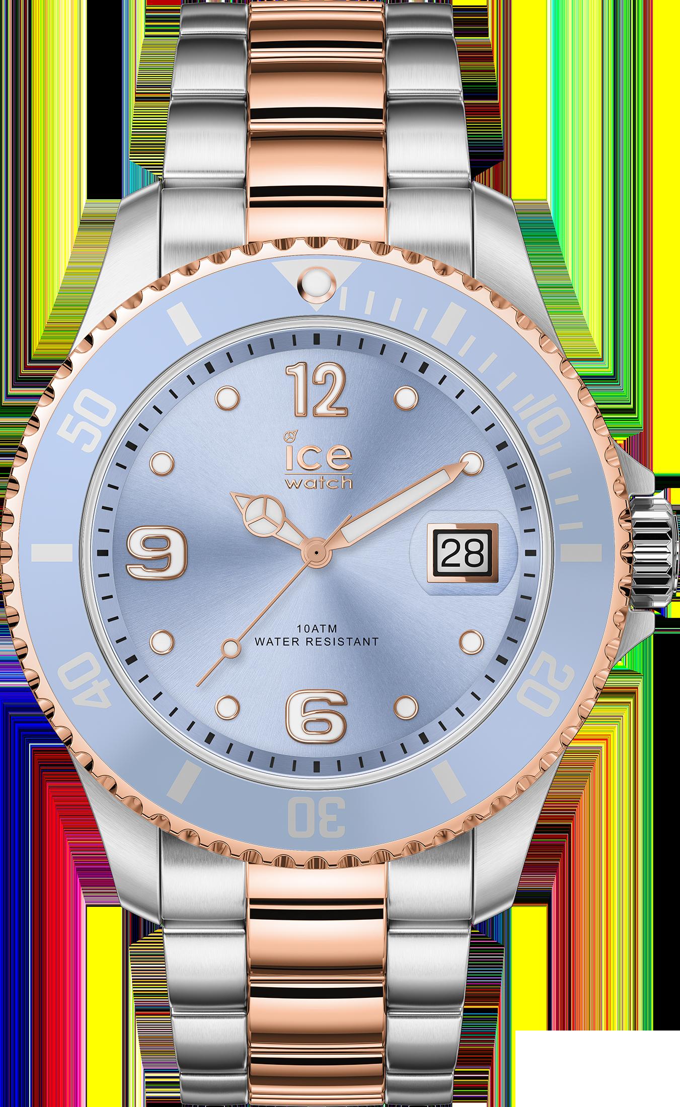 ICE Watch ICE Steel Sky silver Damenuhr