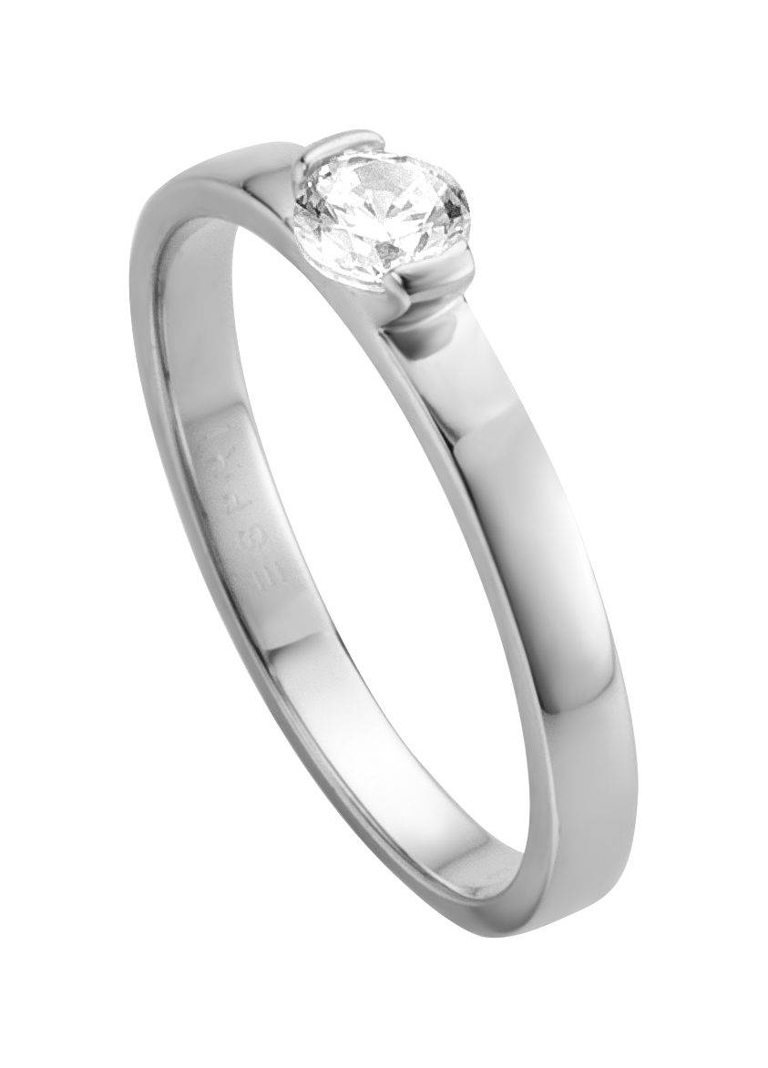 Esprit Ring Zirkoniastein