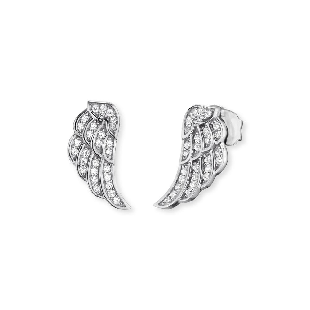 Engelsrufer Ohrstecker Flügel