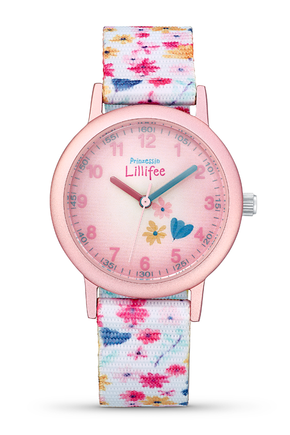 Prinzessin Lillifee Kinderuhr
