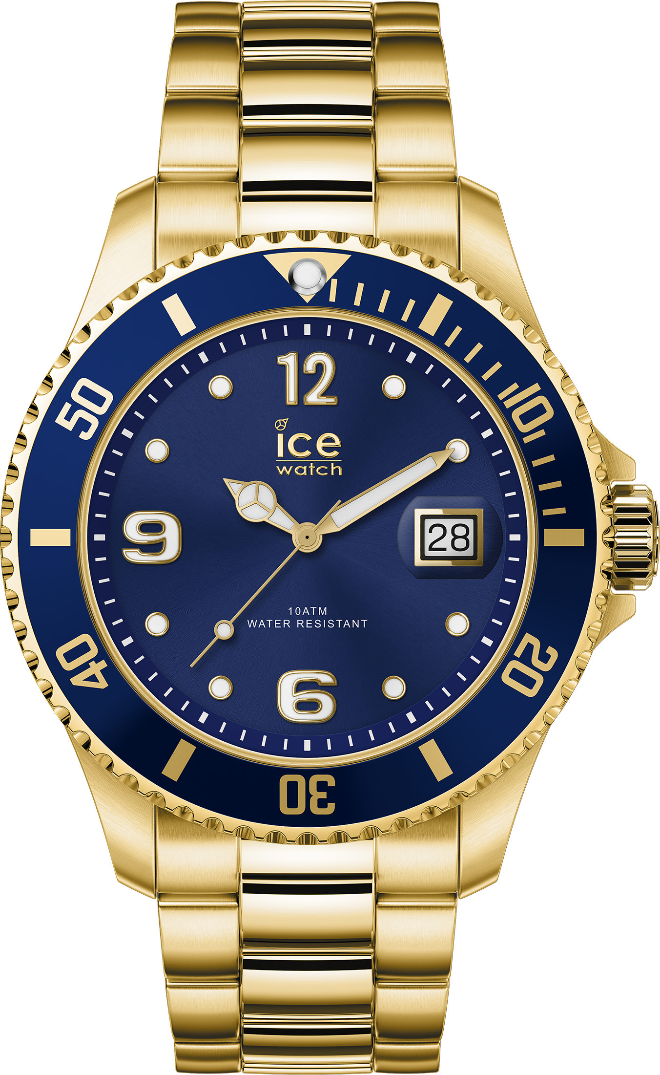 ICE Watch ICE Steel Herrenuhr