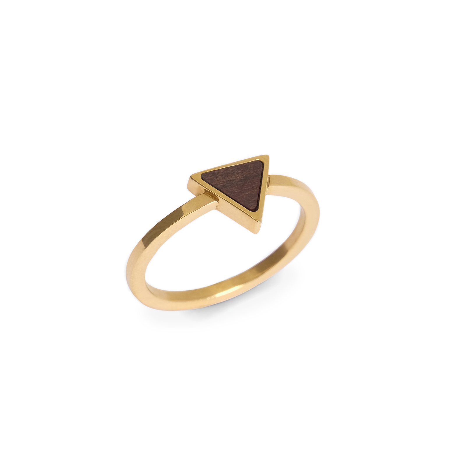 Kerbholz Ring Triangle